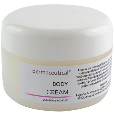 Body Cream Tiegel