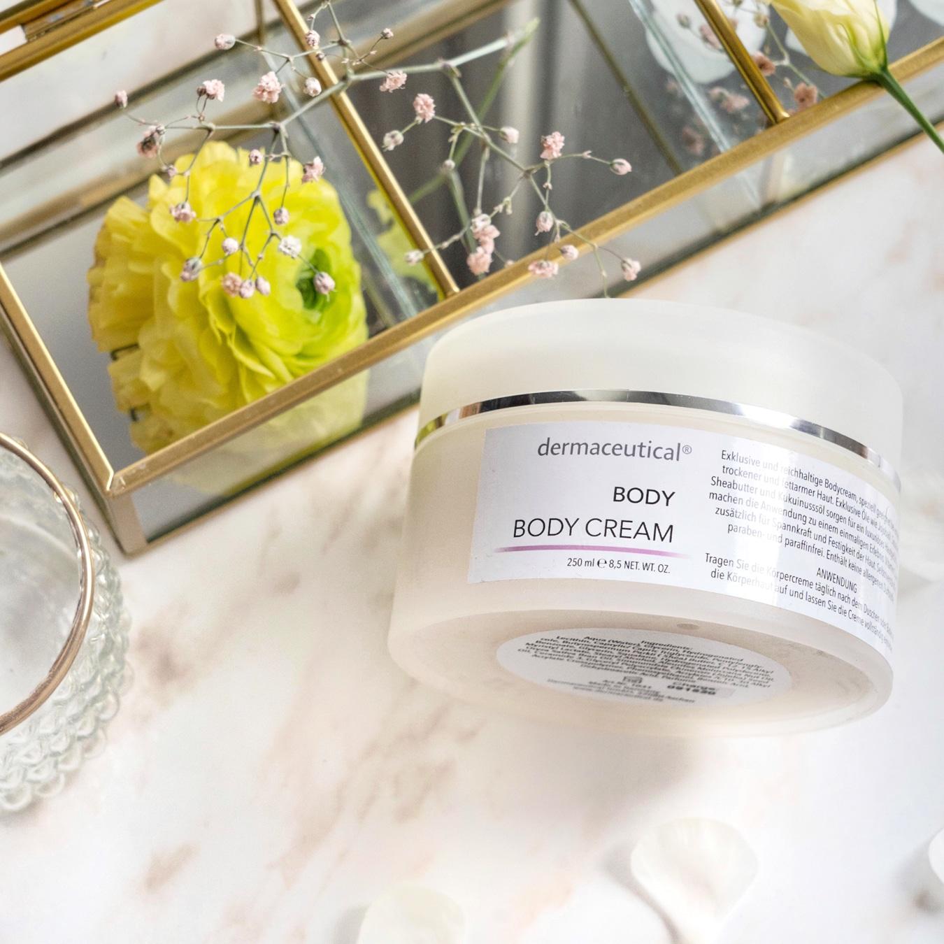 Body Cream - reichhaltige Bodycream für ein luxuriöses Hautgefühl