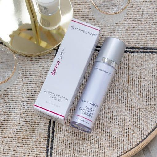 Dermaceutical Silver Control Cream - Speziell für fettige Haut