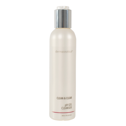 Celan & Clear pH Gel Cleanser