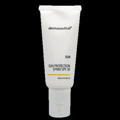 sun protection spray Flasche Sonnenschutzfaktor 30