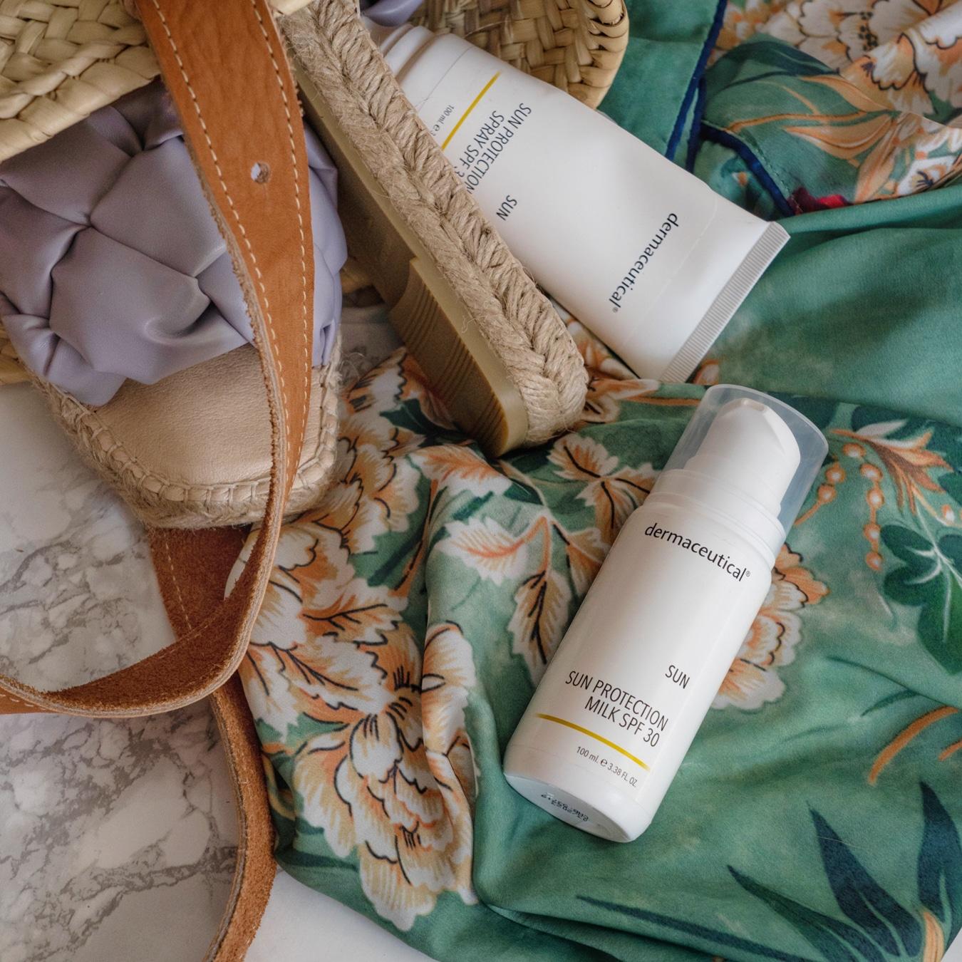 Dermaceutical Sun Protection Spray SPF 30 - Mineralischer Sonnenschutz