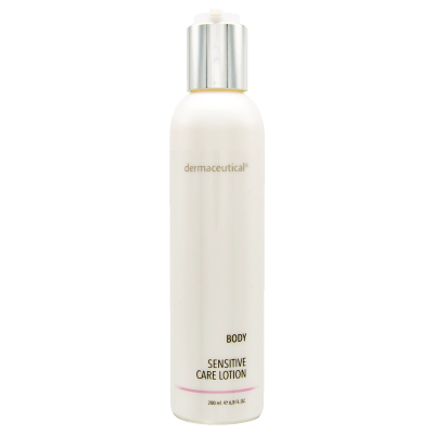 Sensitive Care Lotion Flasche