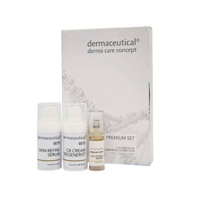 Dermaceutical Premium Care Set zum Ausprobieren der Produkte