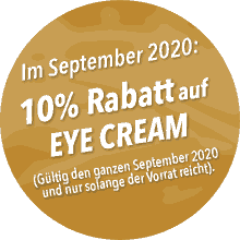Button Aktion September Eye Cream