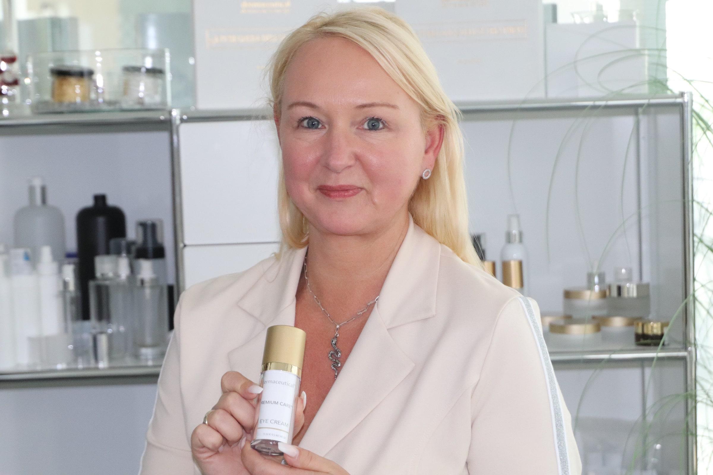 Augenpflege für jedes Alter und jeden Hauttyp, dermaceutical