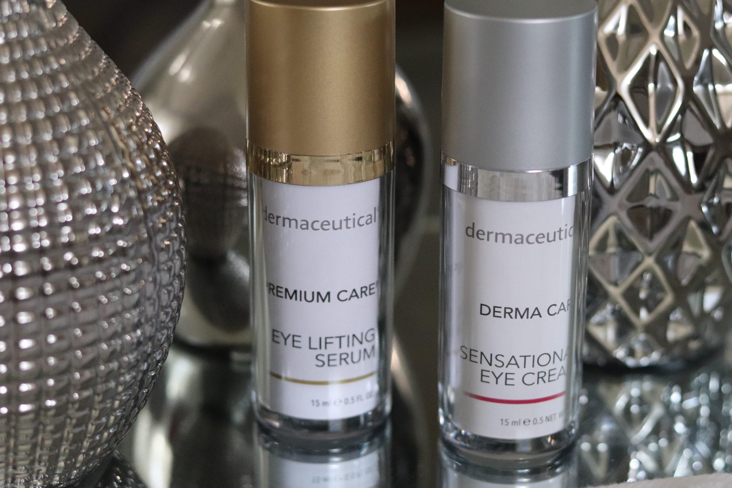 Augenpflege von dermaceutical