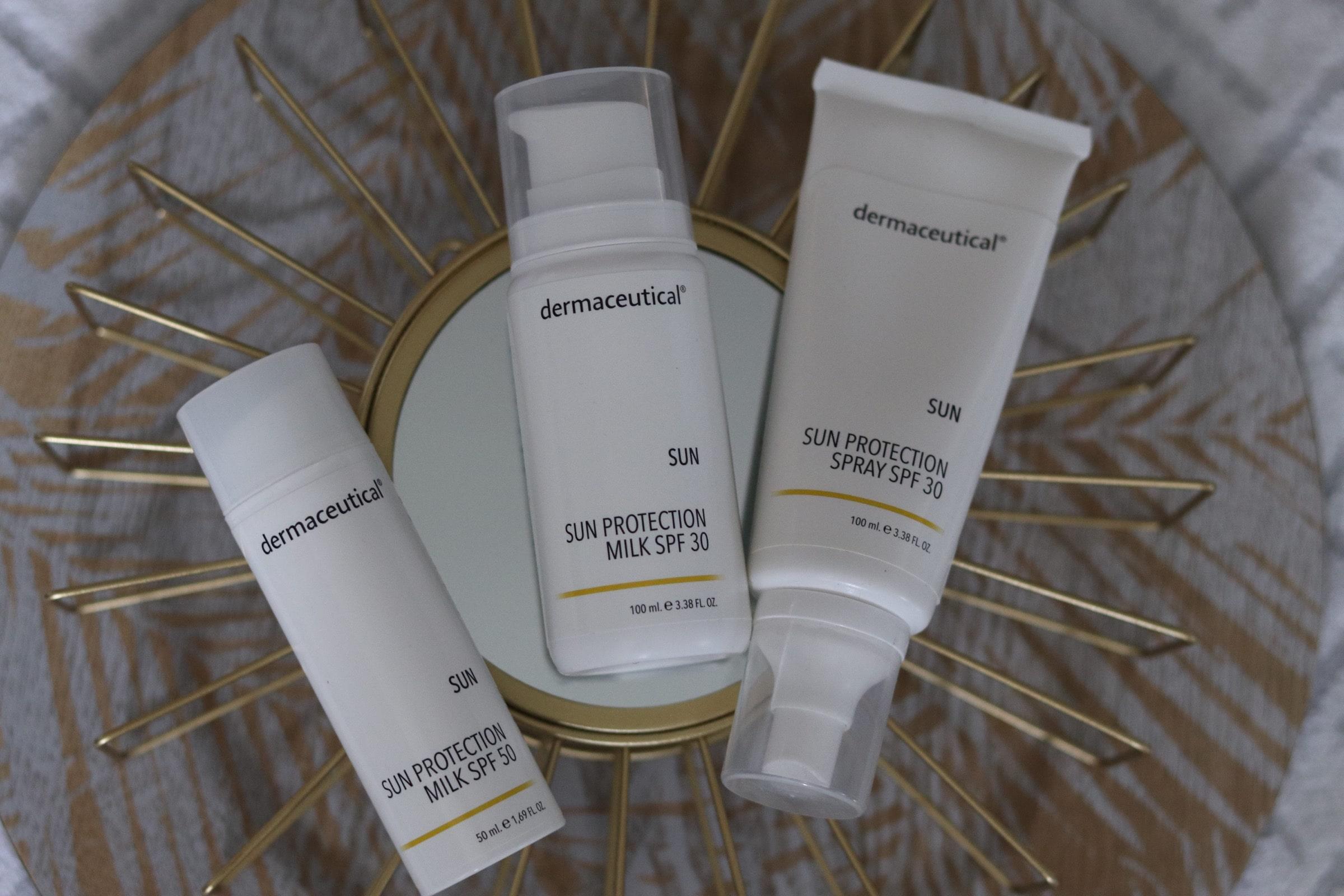 Mineralischer Sonnenschutz von dermaceutical
