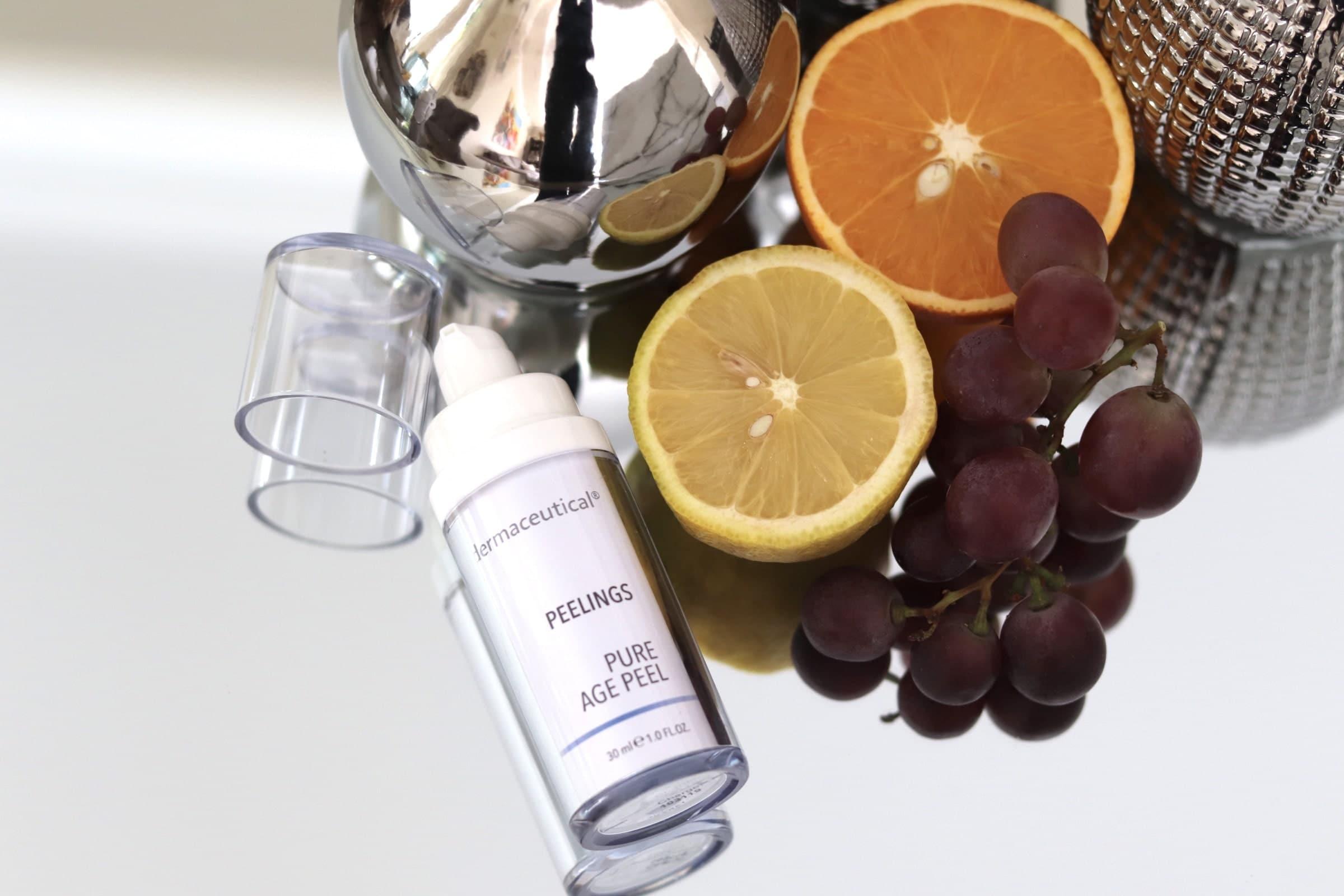Fruchtsäurepeeling dermaceutical