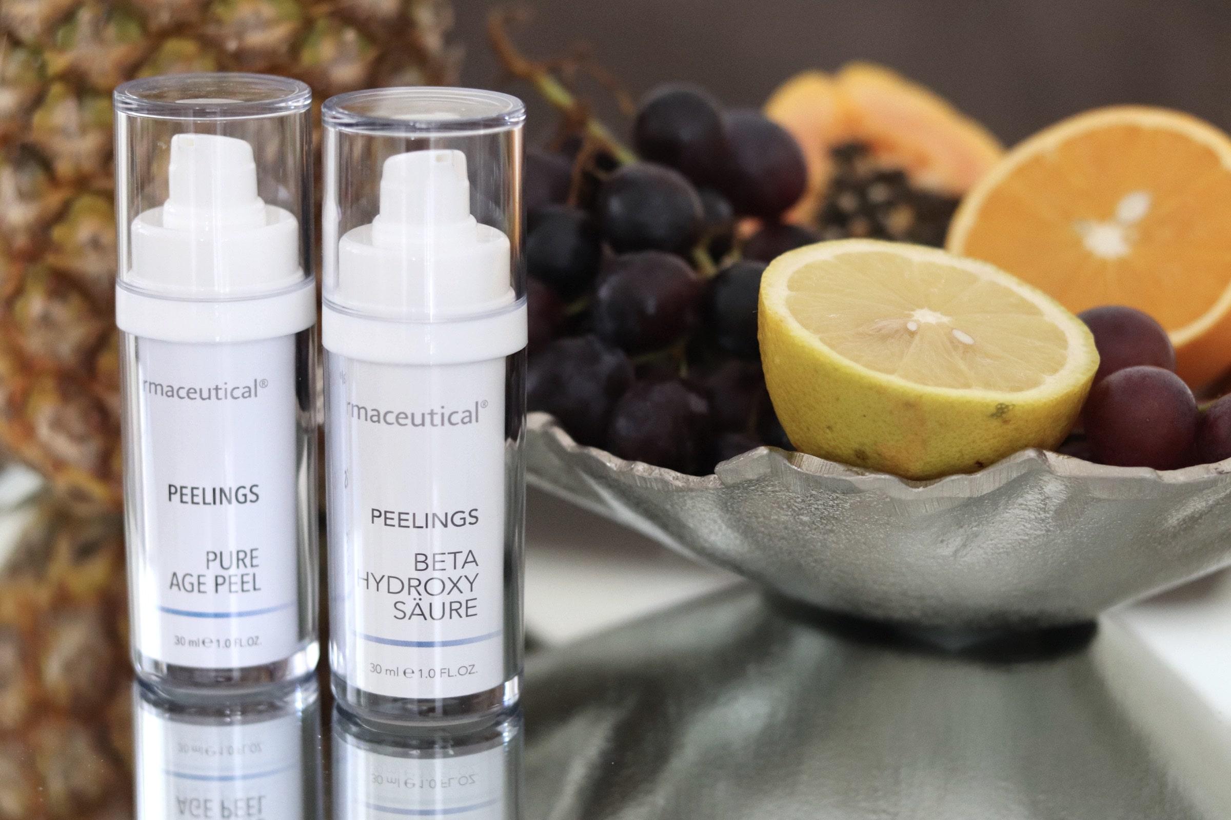 Fruchtsäurepeeling von dermaceutical
