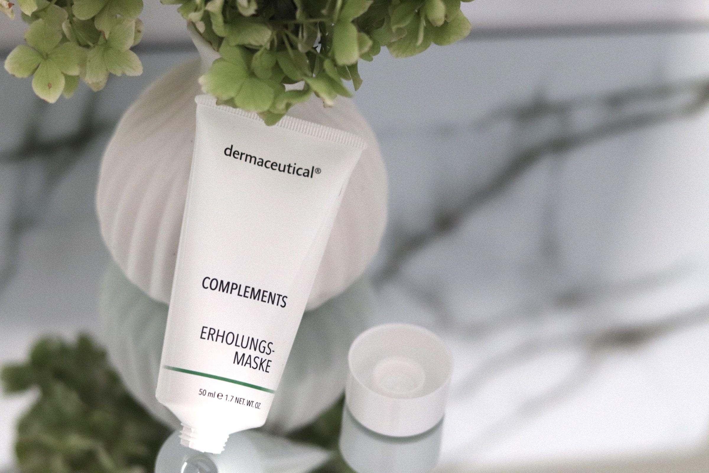 Gesichtsmaske von dermaceutical
