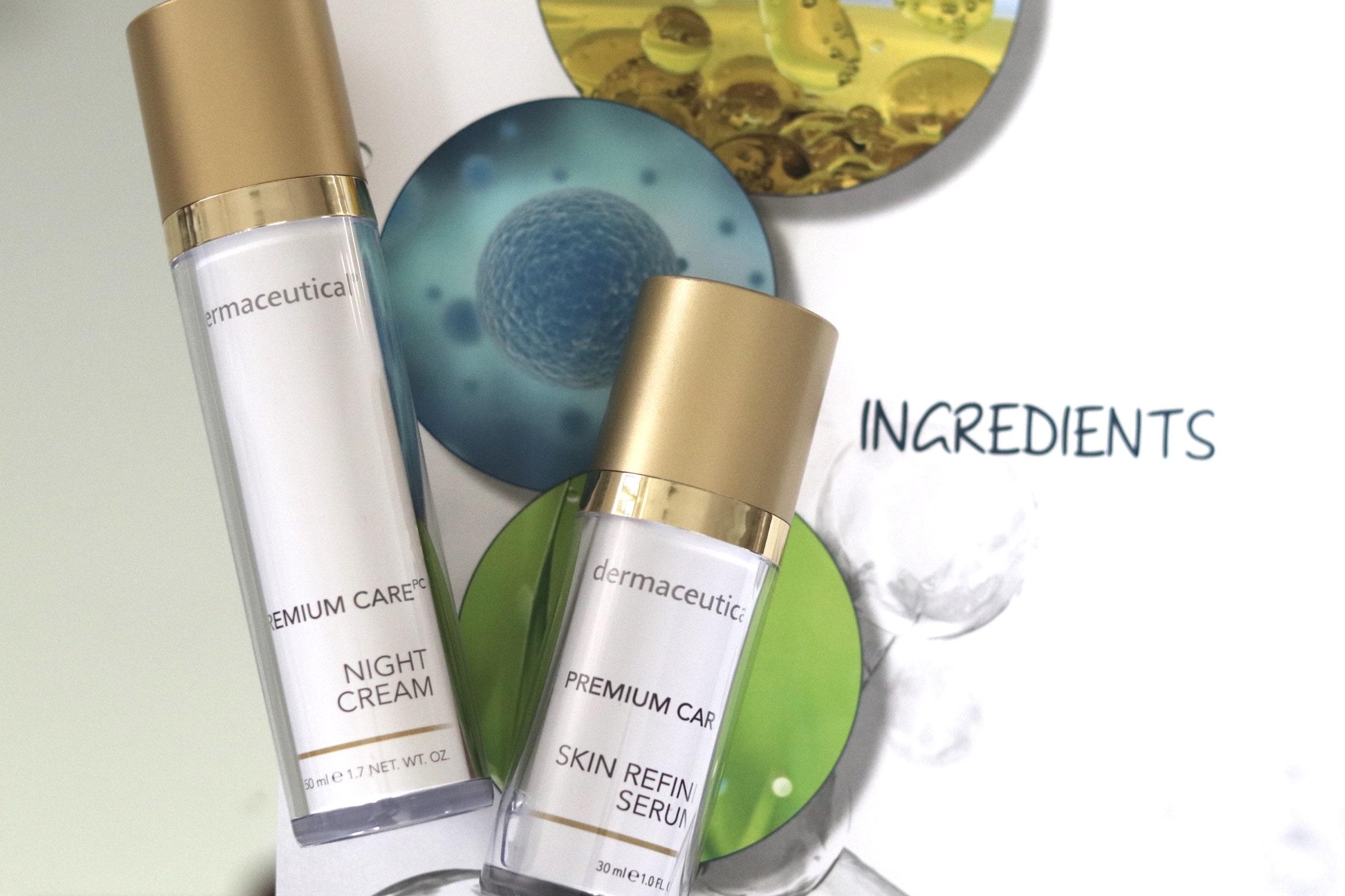 Hochwertige Wirkstoffe für gesunde Haut von dermaceutical