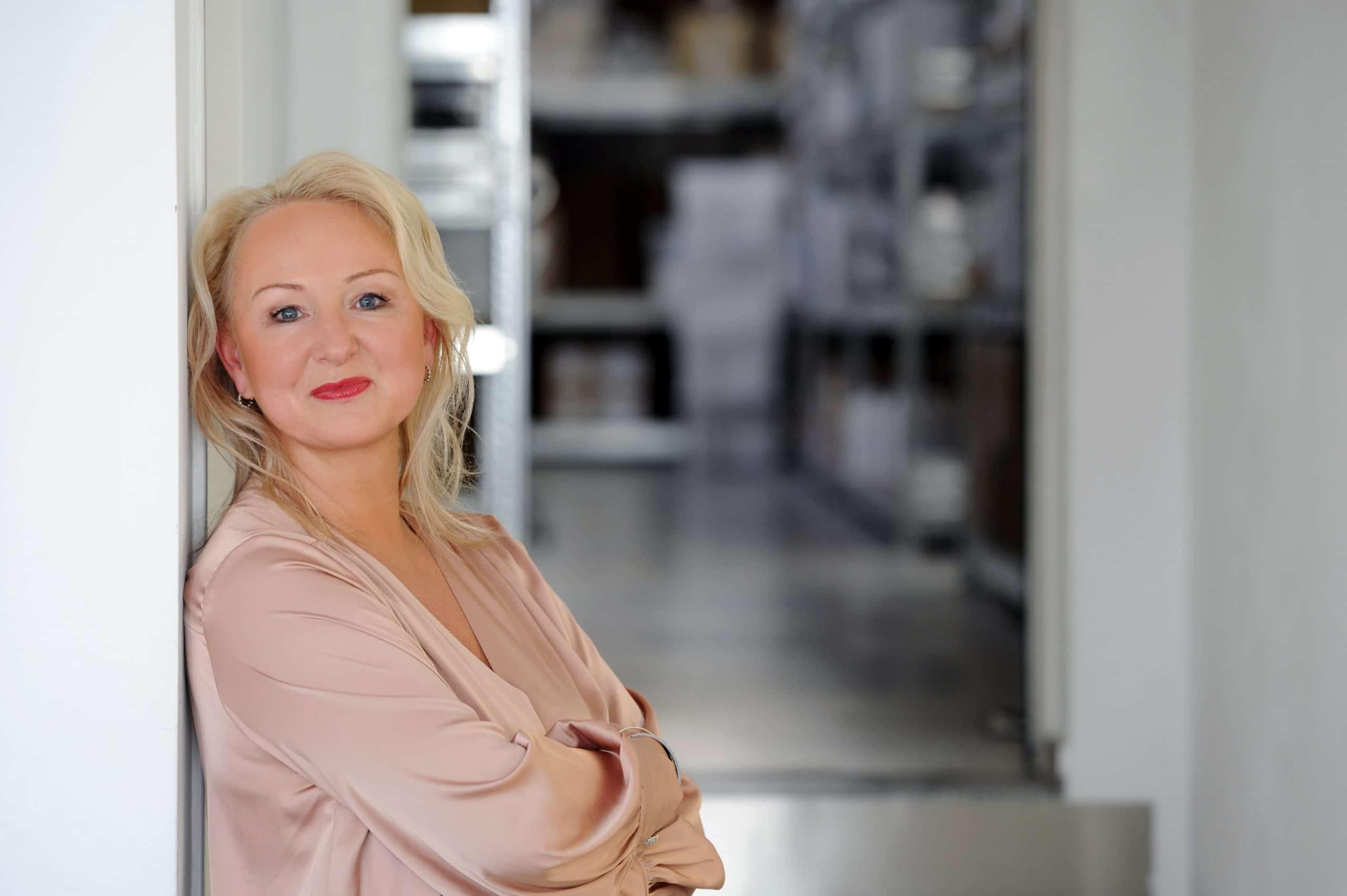 dermaceutical Geschäftsführerin Sandra Willms