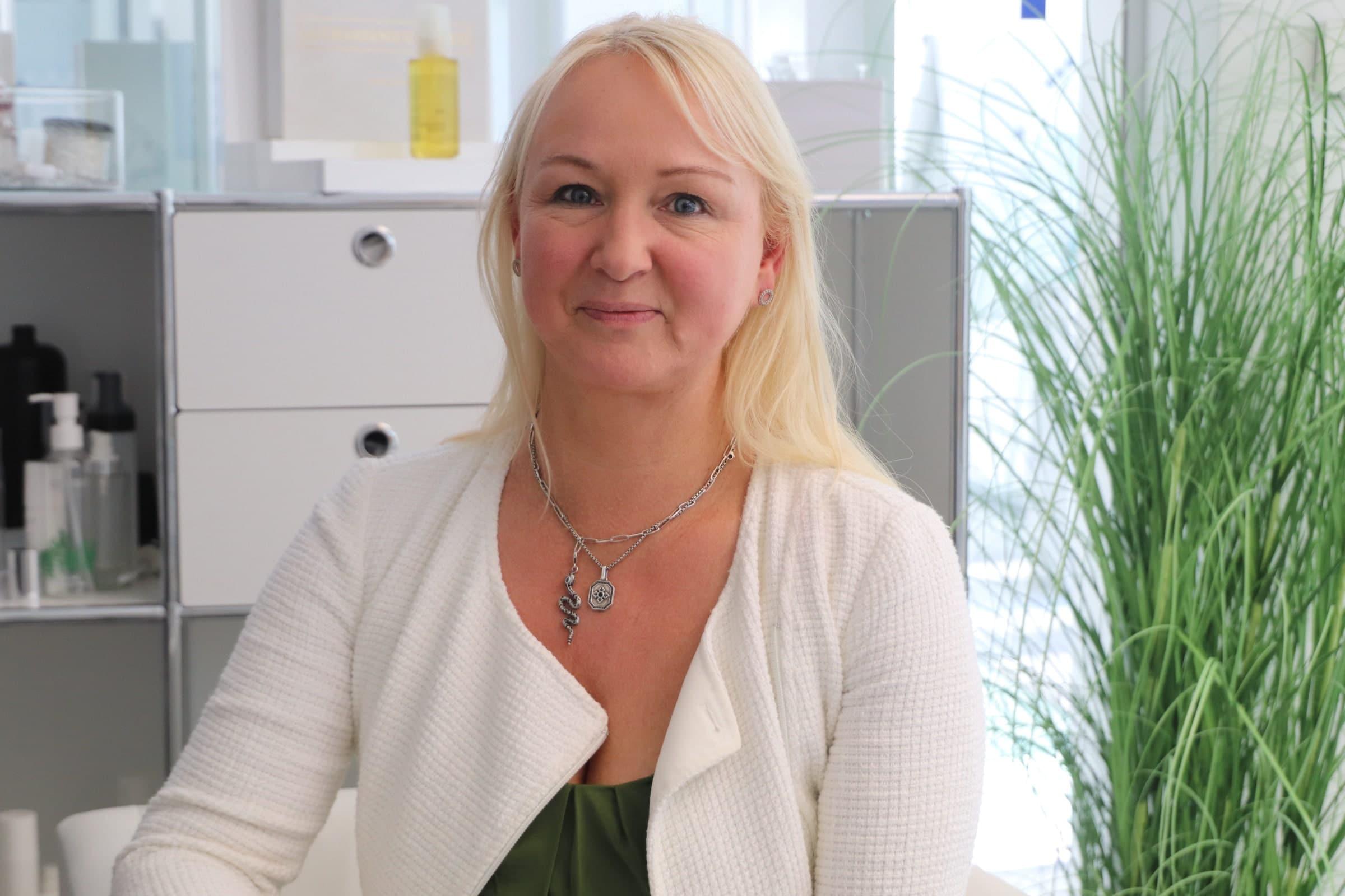Sandra Willms, dermaceutical
