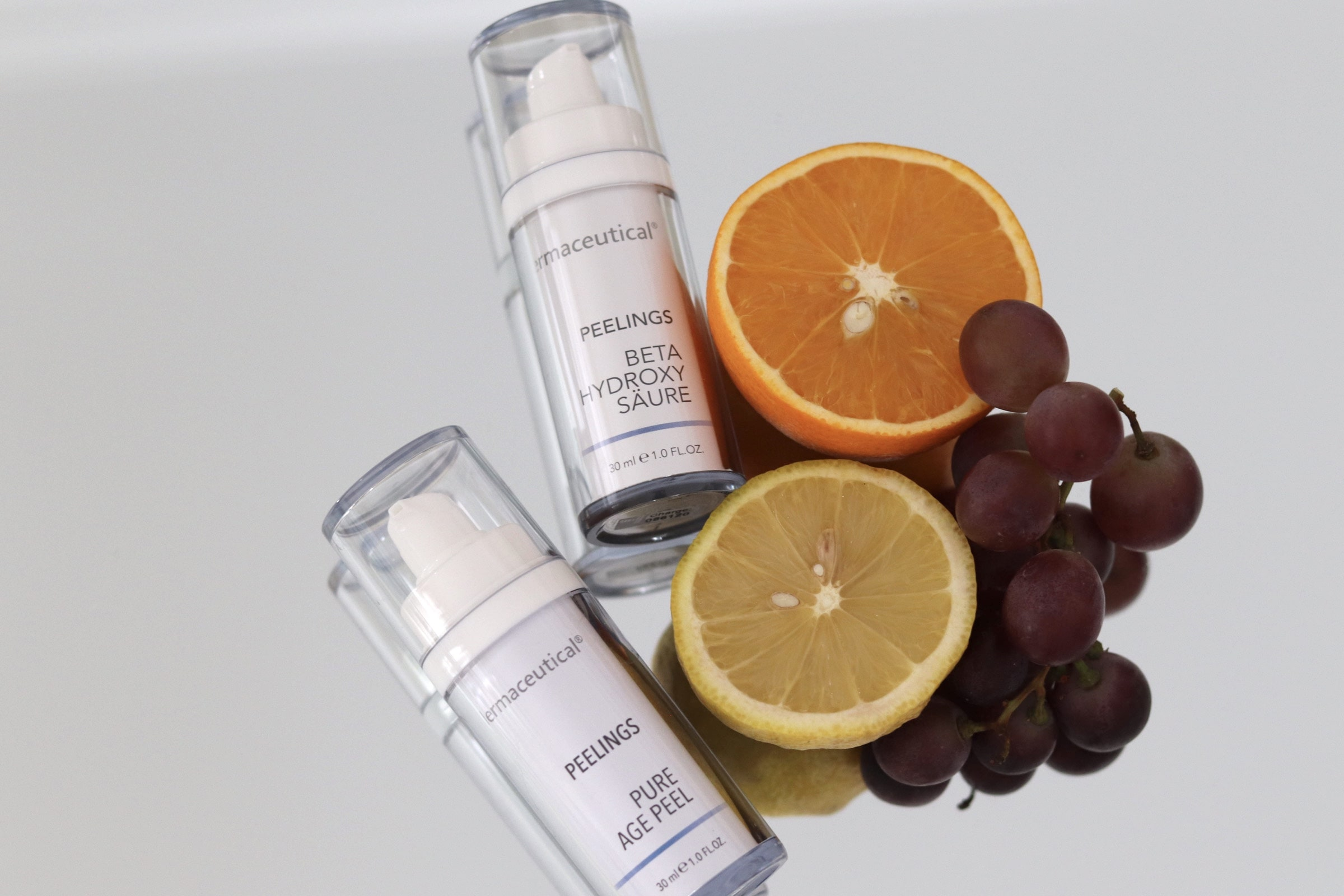 Fruchtsäurepeelings von dermaceutical