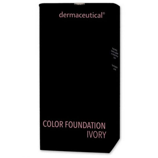 Color Foundation 1 Ivory