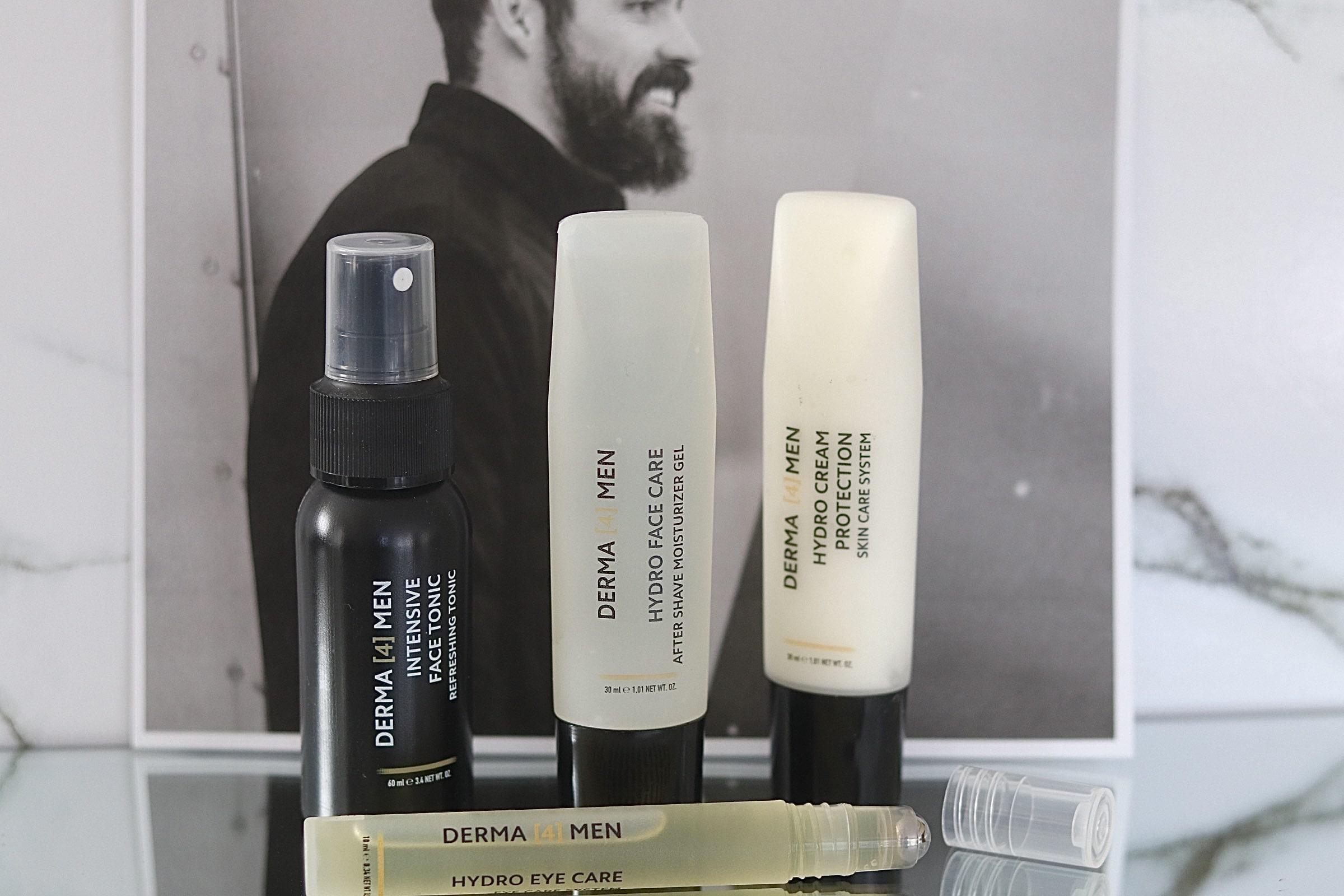 Gesichtspflege für Männer von dermaceitucal
