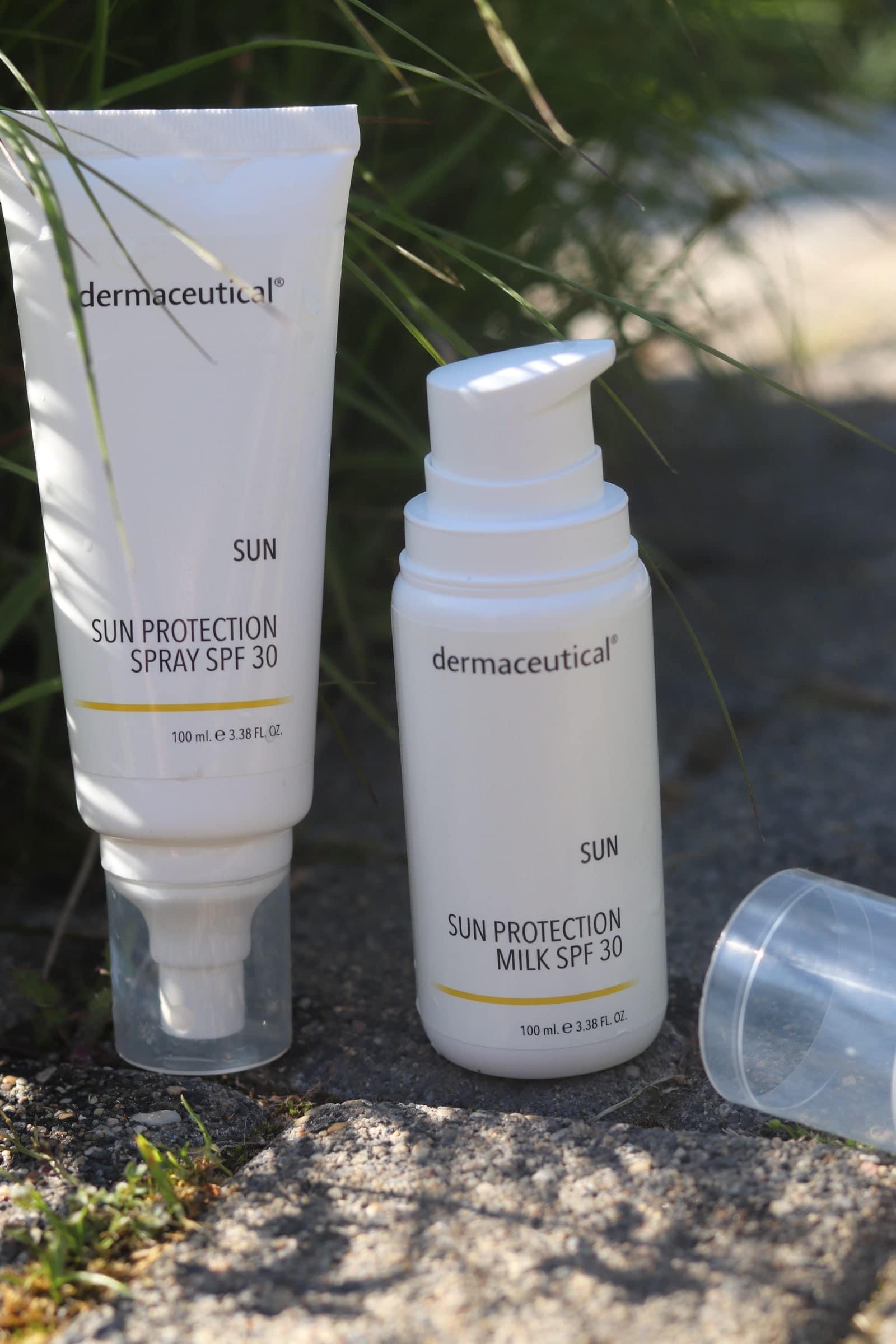 Sonnenschutz von dermaceutical