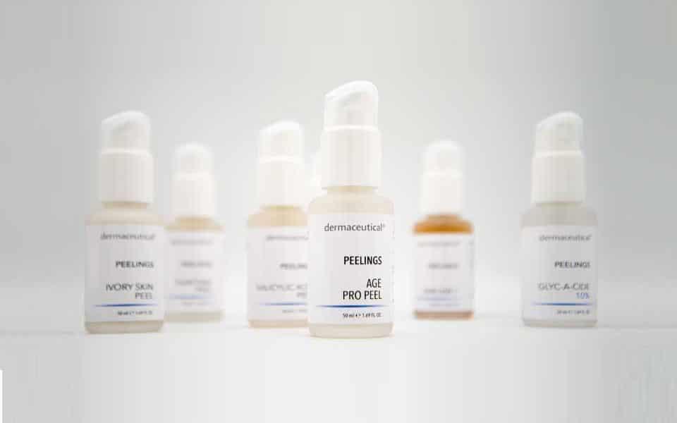 Dermaceutical Peelings für Profis