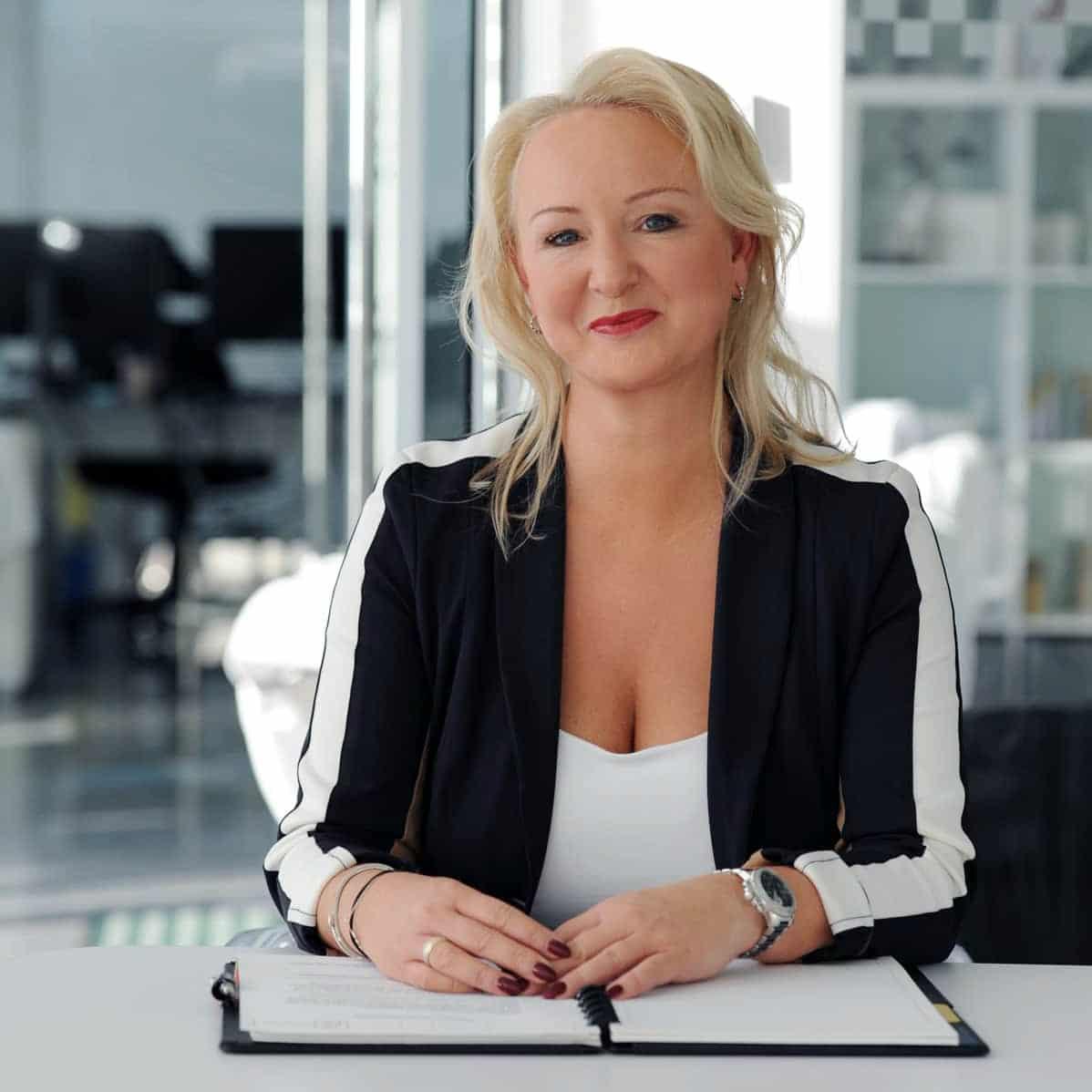 CEO Dermaceutical Sandra Willms