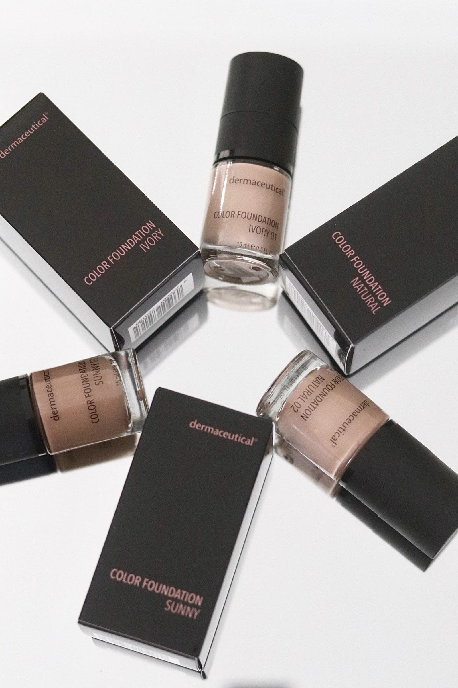 Make-up von dermaceutical