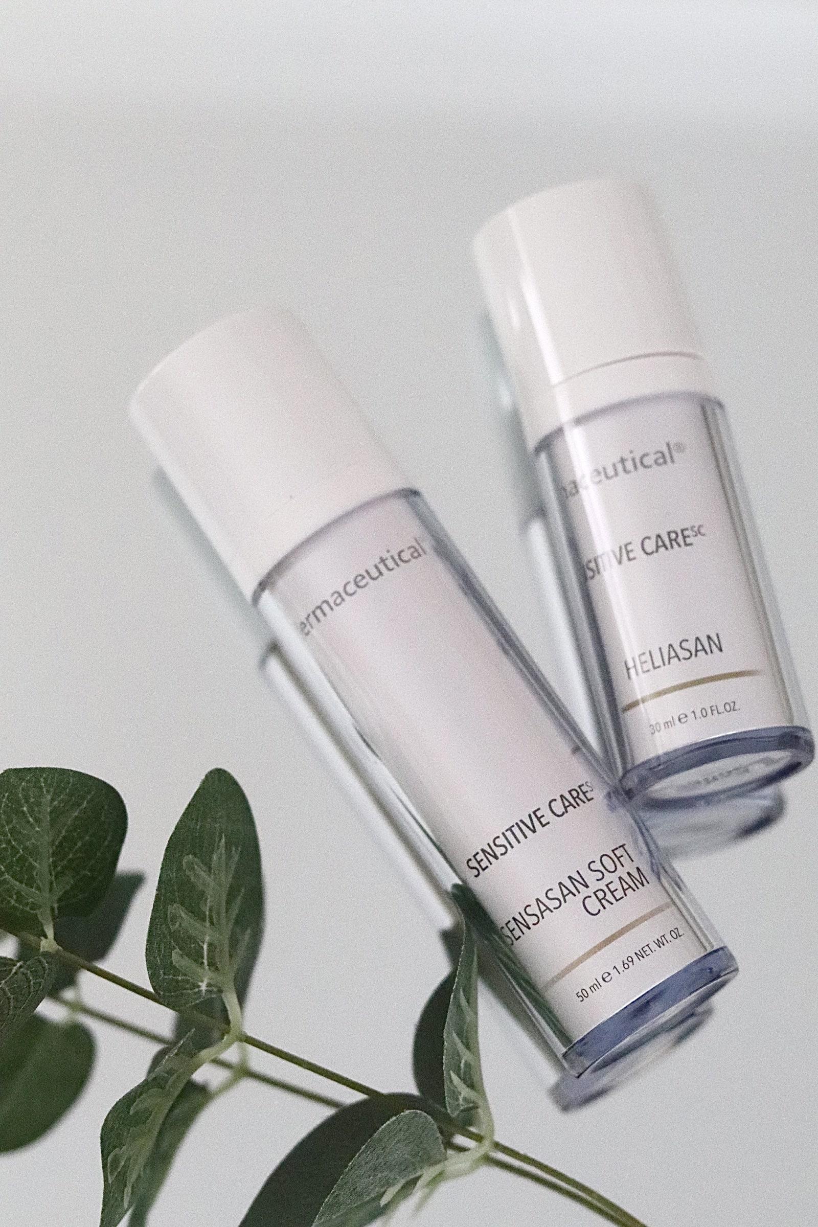 Hilfe von dermaceutical bei überpflegter Haut