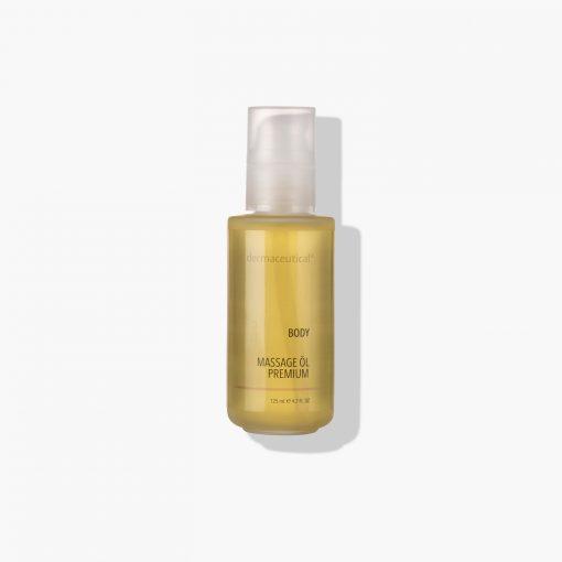 Dermaceutical Massageöl Premium für samtig weiche Haut