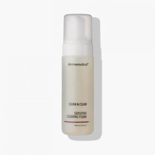 Sensitive Clearing Foam - softe Schaumreinigung für eine strahlende Haut.