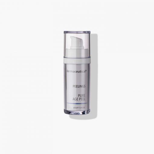 Dermaceutical Pure Age Peel - Fruchtsäure Peeling für jeden Hauttyp