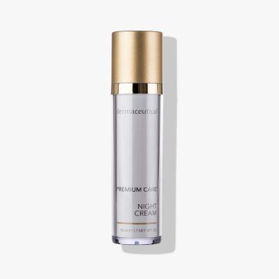 Night Cream - regenerierende Nachtcreme zum Schutz der Haut