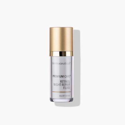 Dermaceutical Retinol Night Repair Fluid für schöne, feste Haut