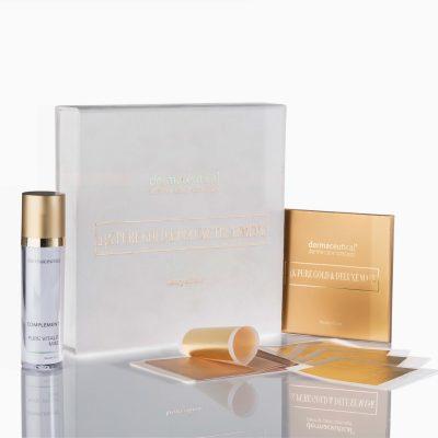 Dermcautical 24k Pure Gold & Deluxe Mask - Luxus für die Haut