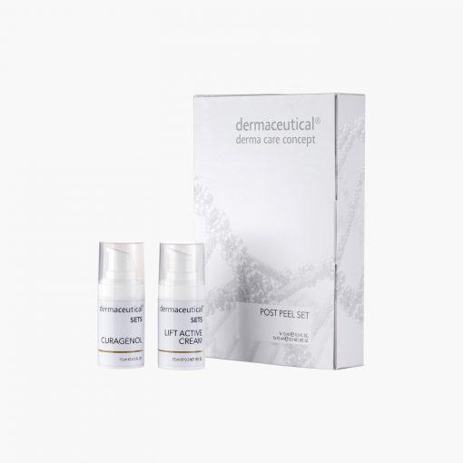 Dermaceutical Post Peel Set für empfindliche und gerötete Haut