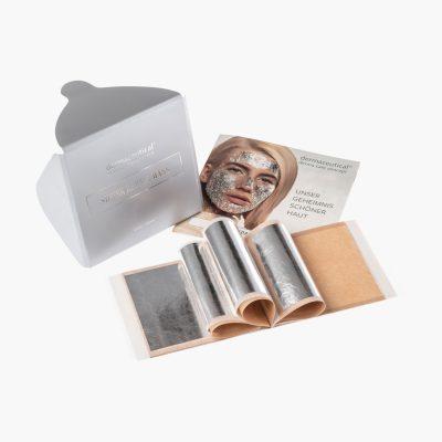Dermaceutical Silver Repair Maske mit reinem Silber für unreine Haut