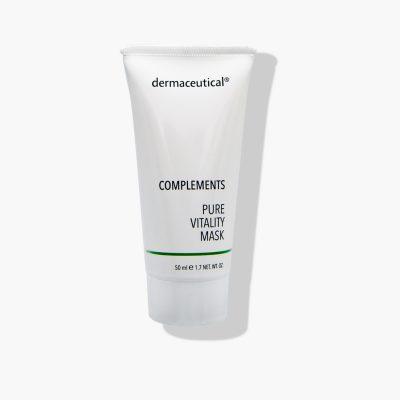 Pure Vitality Mask - Premium Gesichtsmaske für trockene Haut