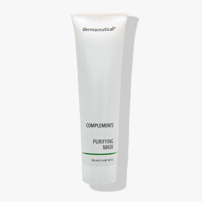 Dermaceutical Purifying Mask auf Tonerdebasis für unreine Haut