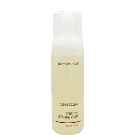 clean & clear -sensitive-clearing-foam