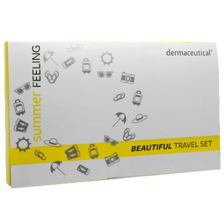 beautiful travel set Verpackung