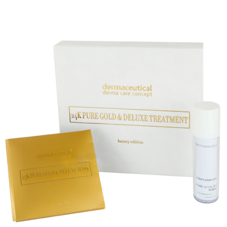 24K Gold & Deluxe Treatment Set