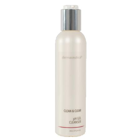 Clean & Clear pH Gel Cleanser